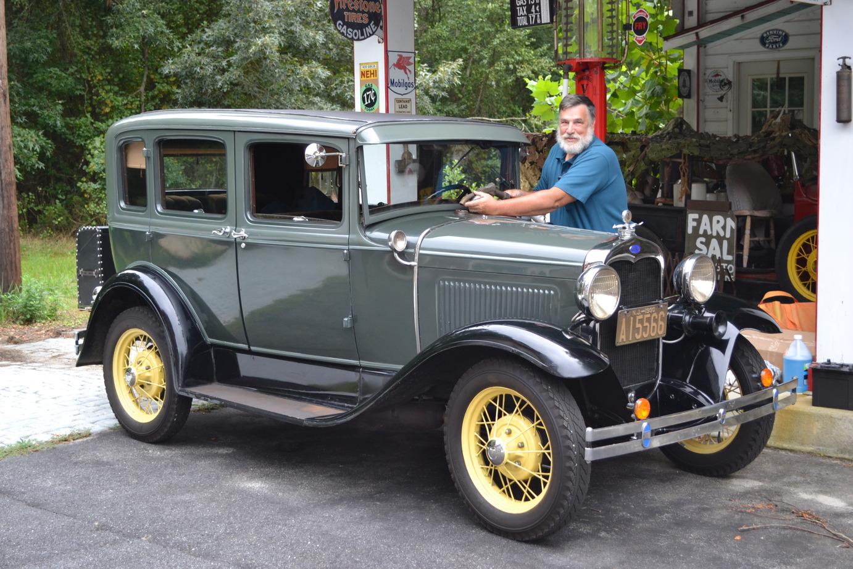 Ford Model A Town Car